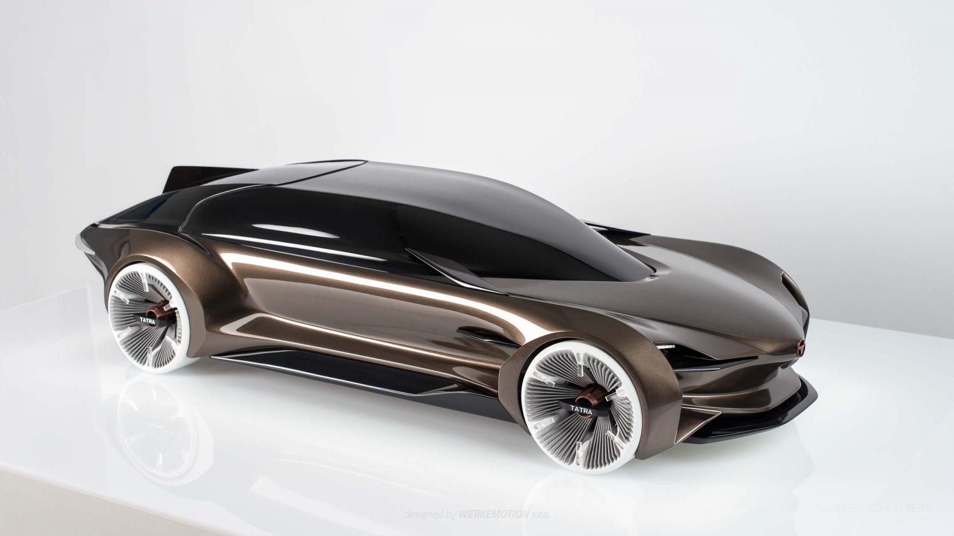 TATRA 7X - Concept by MMelicharek