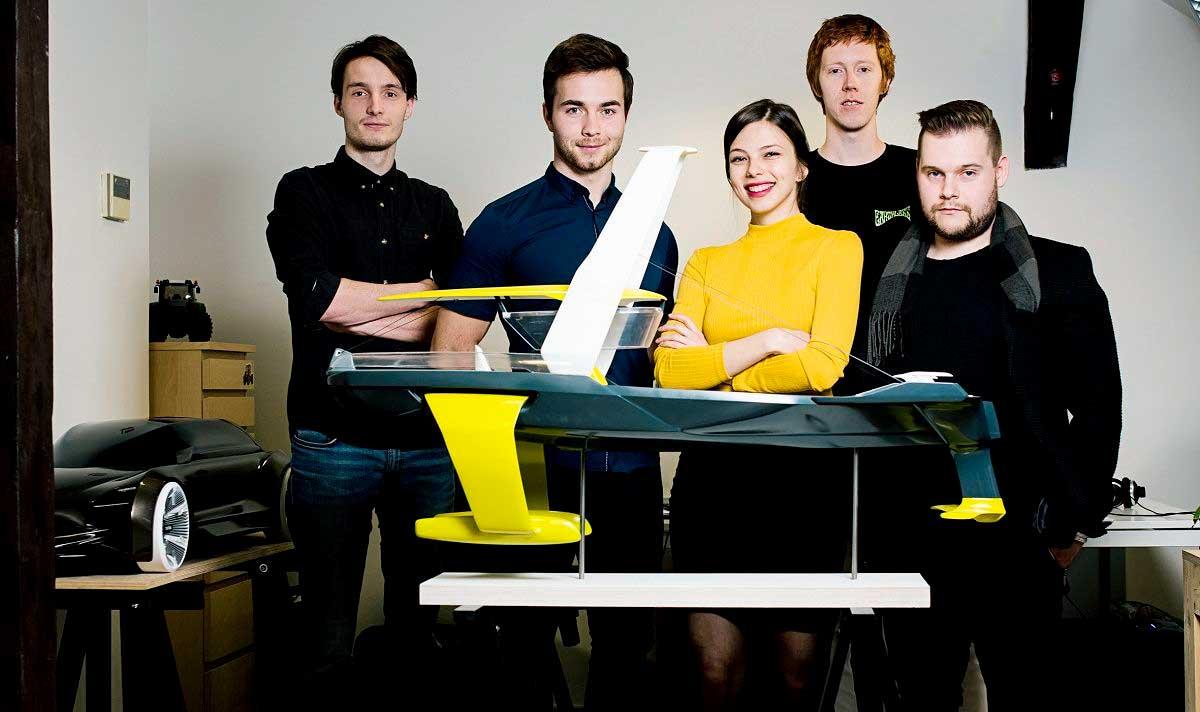 Werkemotion trend article team photo