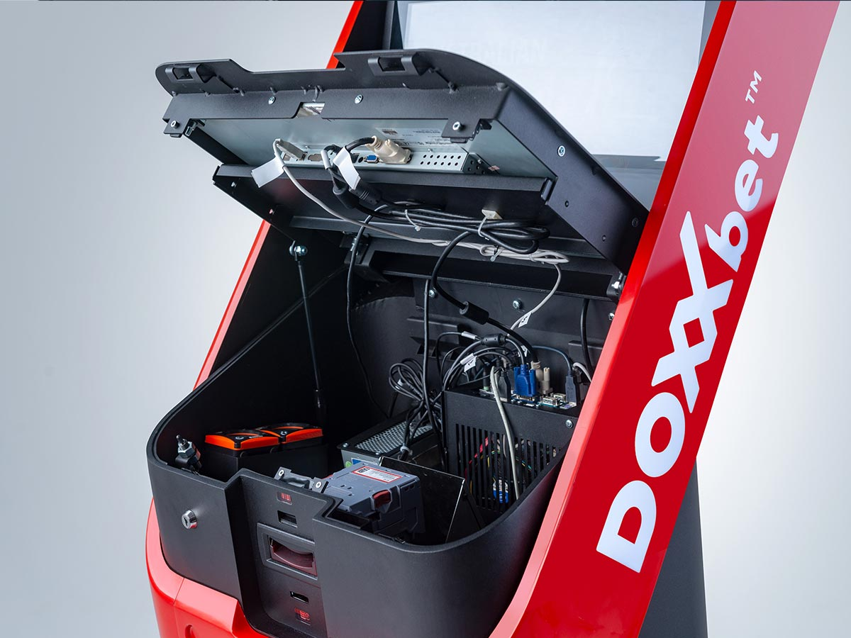 DOXXbet Sportboxx by WERKEMOTION design studio