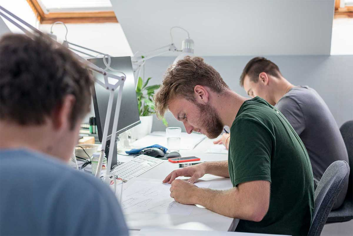 WERKEMOTION design studio Summer workshop 2019 - Friday