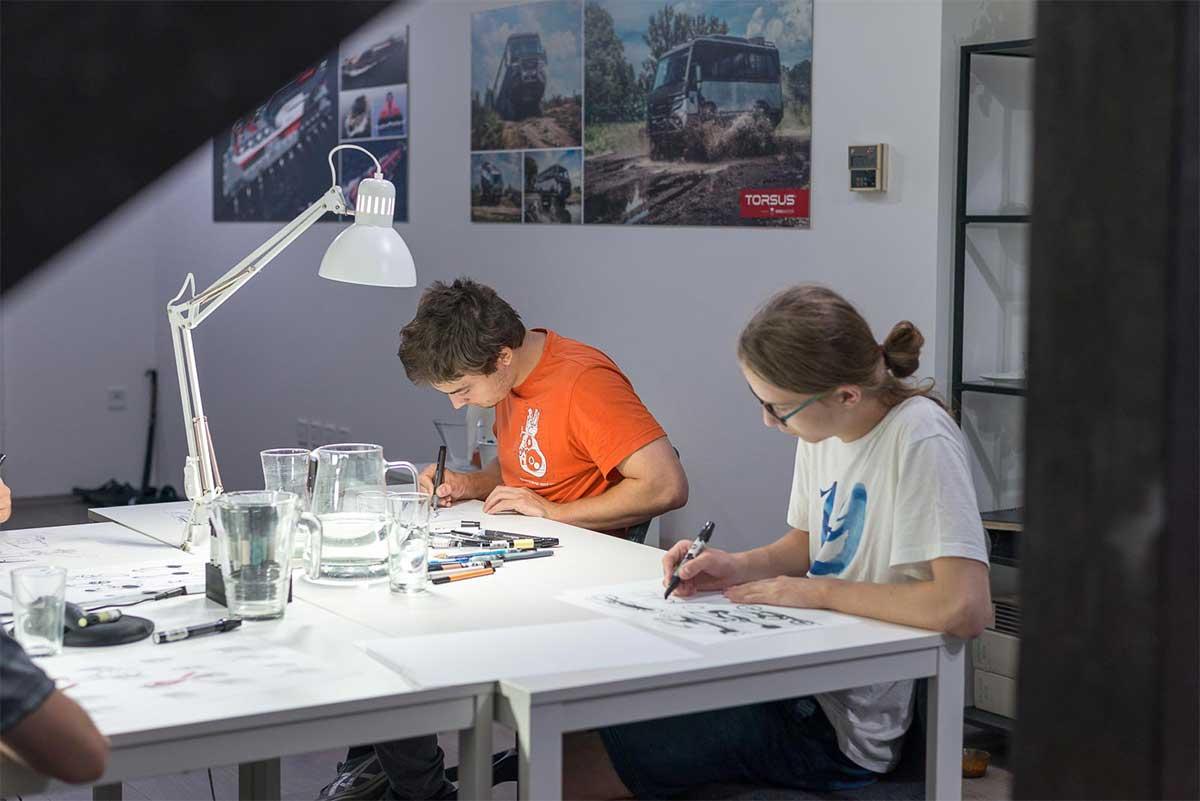 WERKEMOTION summer design workshop 2018