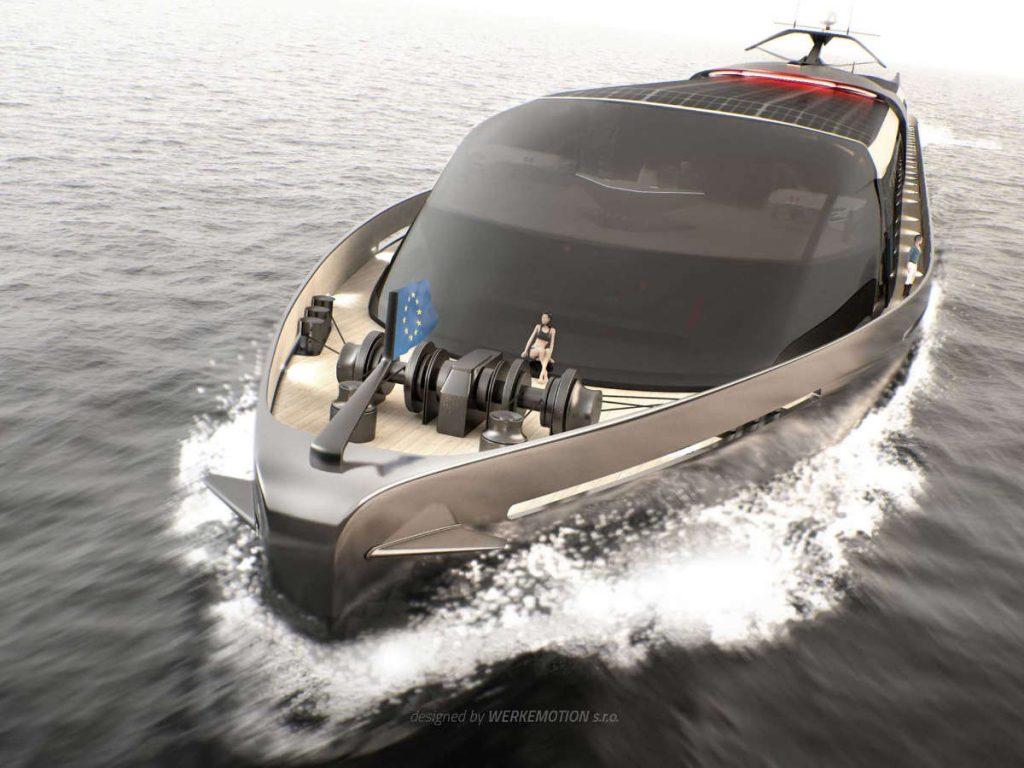 FDM River Boat