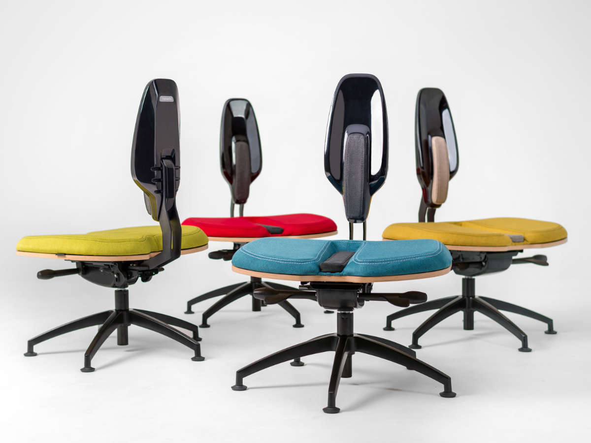 NESEDA chair design by WERKEMOTION