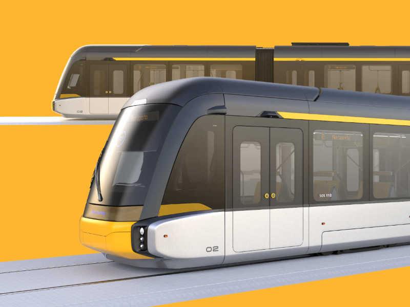 Metro de Porto mk3