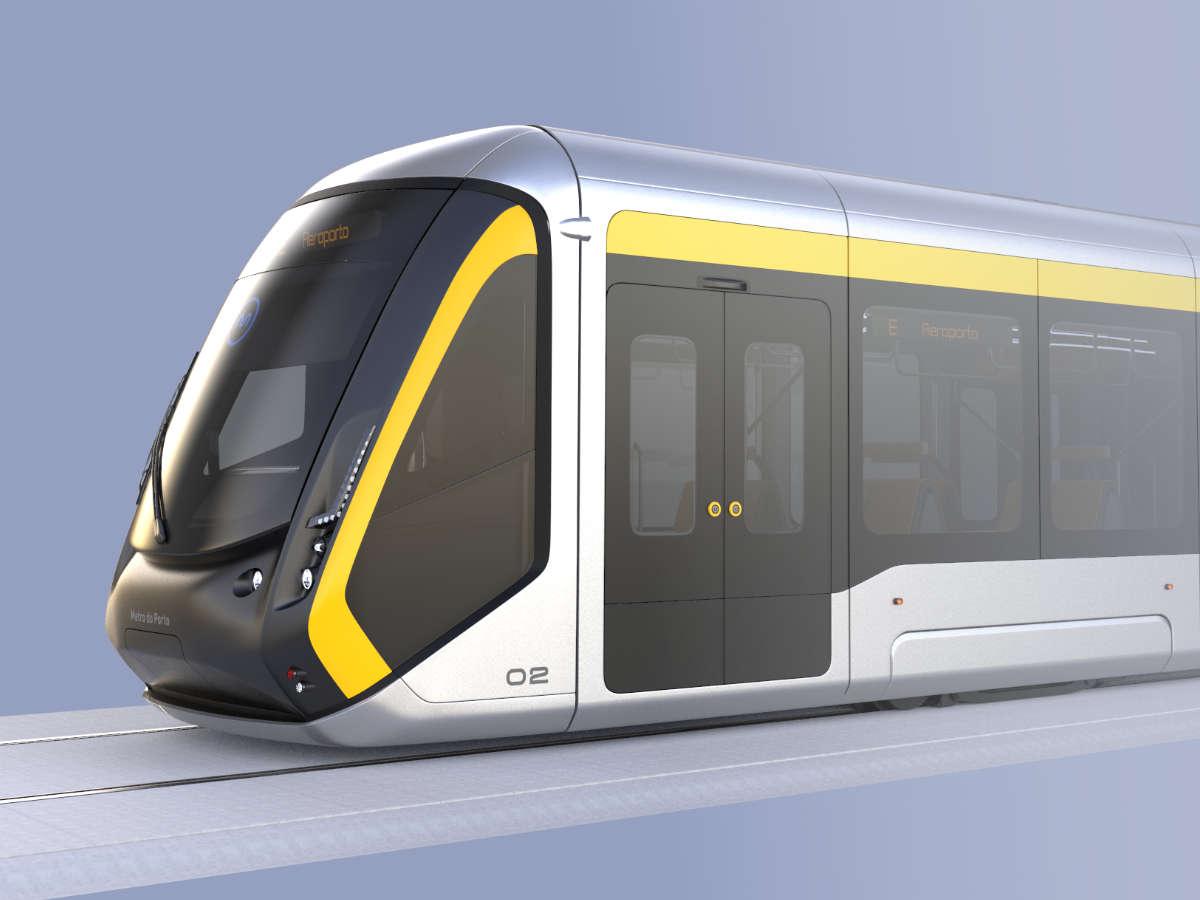 Metro de Porto mk1