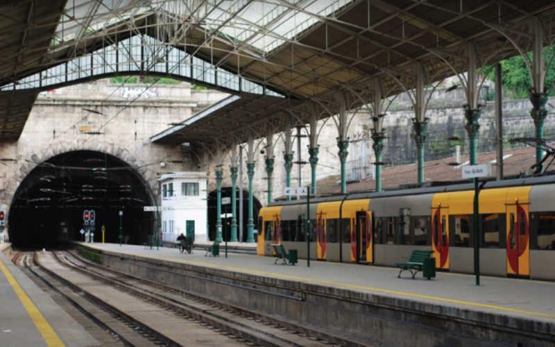 Metro de Porto - Mood board