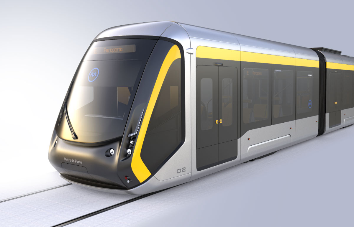 Metro de Porto - Interior design by WERKEMOTION