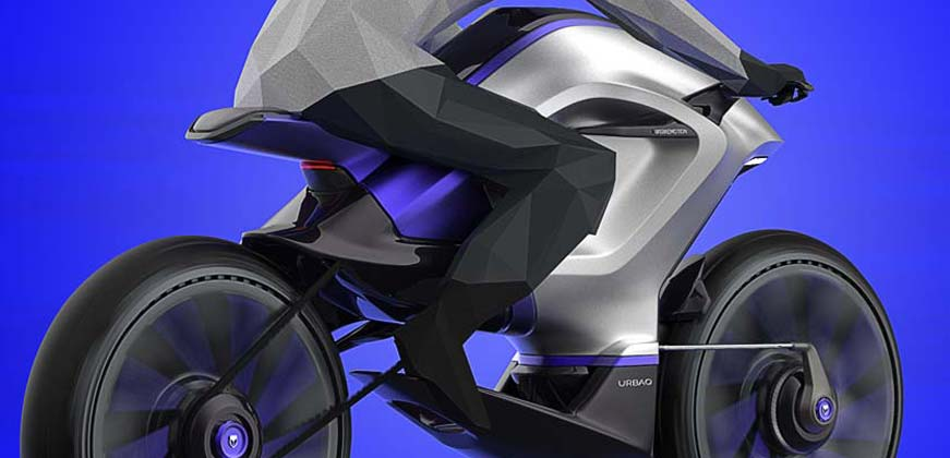 URBAQ Motorcycle concept