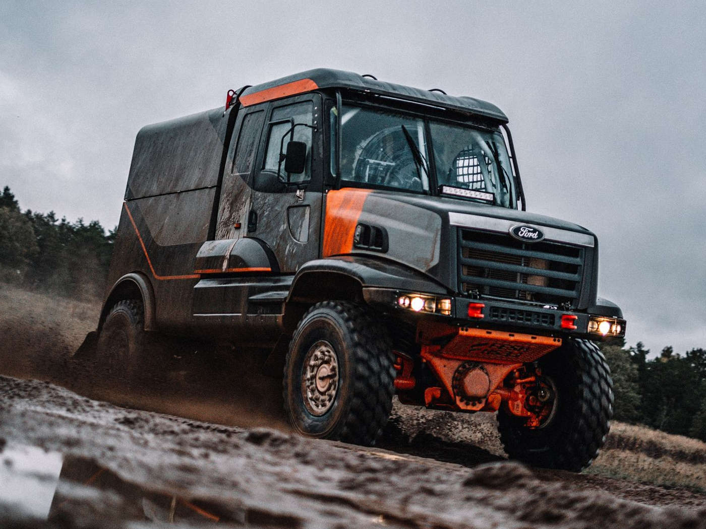 FESH FESH Dakar New Truck - design by WERKEMOTION