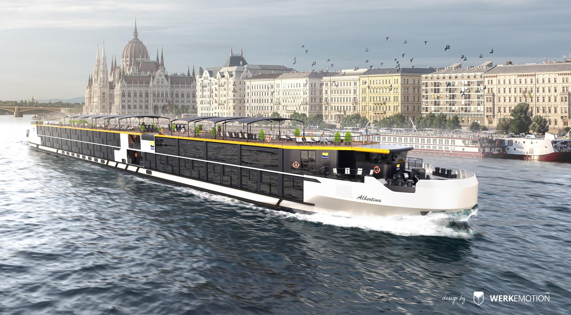Albertina River Cruiser
