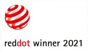 Red dot design winner 2021 - WERKEMOTION design studio