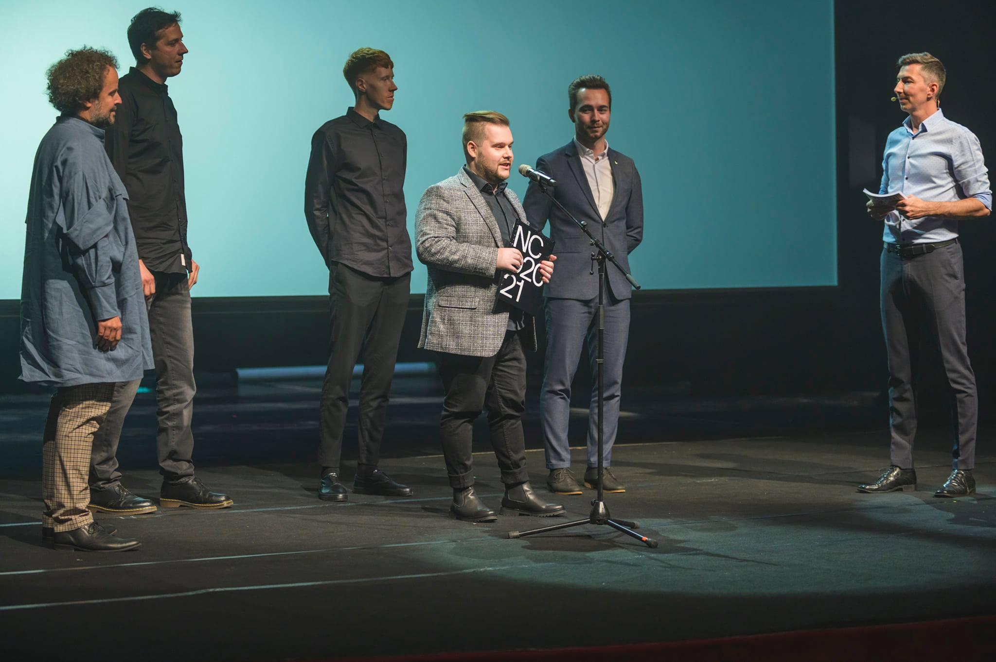 Slovak National Design award winner - WERKEMOTION design team