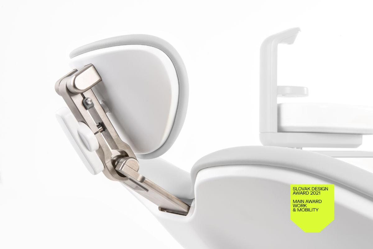 Slovak National design award 2021 Winner - Model Pro design by WERKEMOTION