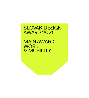 Slovak design Award 2021